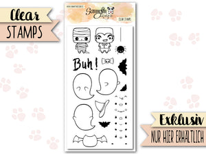 Clear Stamps ♥ Geisterstunde ♥