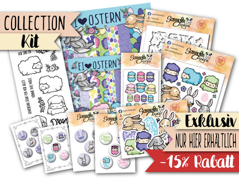 Collection Kit ♥ Ei Love Ostern ♥