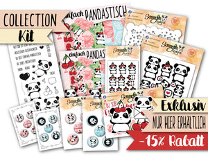 Collection Kit ♥ Einfach Pandastisch ♥
