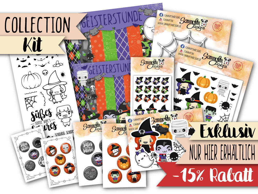 Collection Kit ♥ Geisterstunde ♥