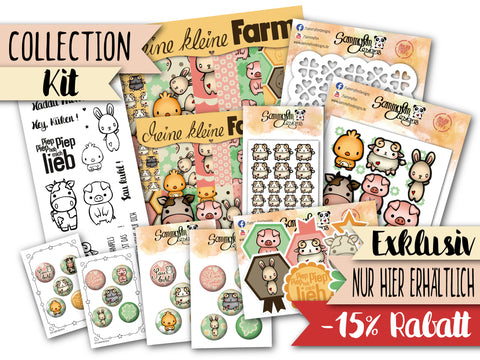 Collection Kit ♥ Meine kleine Farm ♥