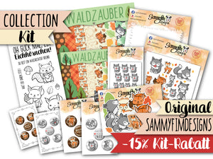 Collection Kit ♥ Waldzauber ♥