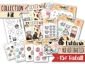 Collection Kit ♥ Zuckersüß ♥