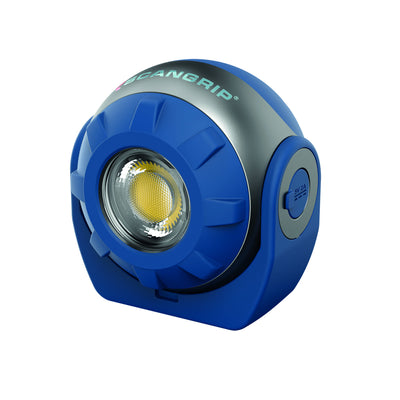 Scangrip Sound LED S Akku-Audioleuchte