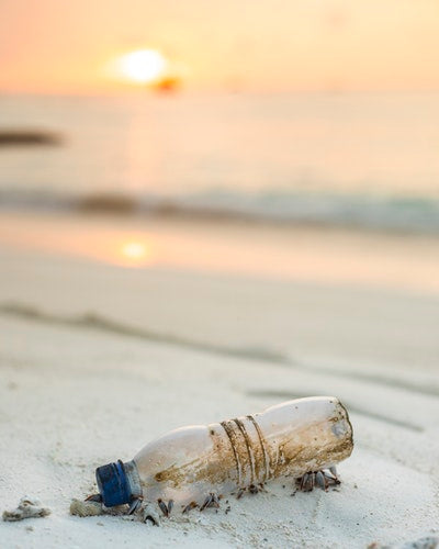 We have more plastic in the ocean than we have stars on the milky way!