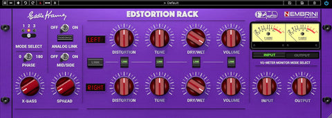 Edstortion Rack 3 Mode Distortion