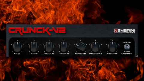 Crunck V2 Guitar Amplifier