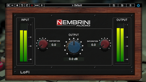 Products Nembrini Audio