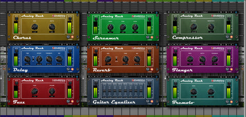 Analog Rack FX Bundle