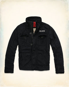 Men's Shell Beach Jacket - navy