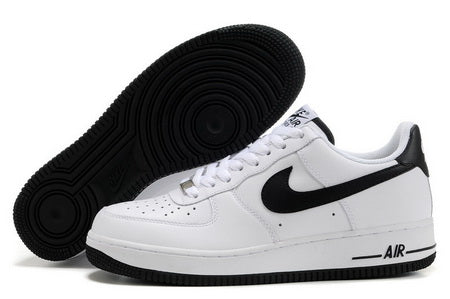 Airforce 1 - White / Black