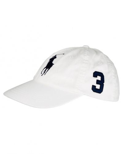 Big Pony Chino Baseball Cap - White
