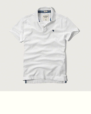 Polo Shirt Latham Pond Iconic - White
