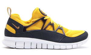 FREE HUARACHE LIGHT YELLOW BLUE 555440 771