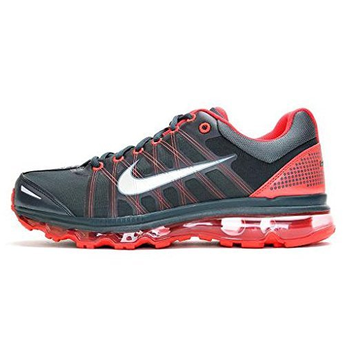 Air Max+2009 Mens Size Running Black Red Sneaker 486978-301