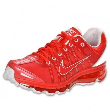 AIR MAX+ 2009 MENS SNEAKER SHOES - ACTION RED