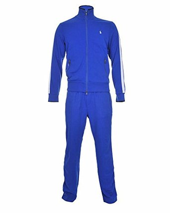 Performance Blue performance tracksuit