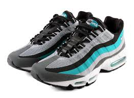 air Max 95 - 003 - DARK GREY - TURBO GREEN - WOLF GREY