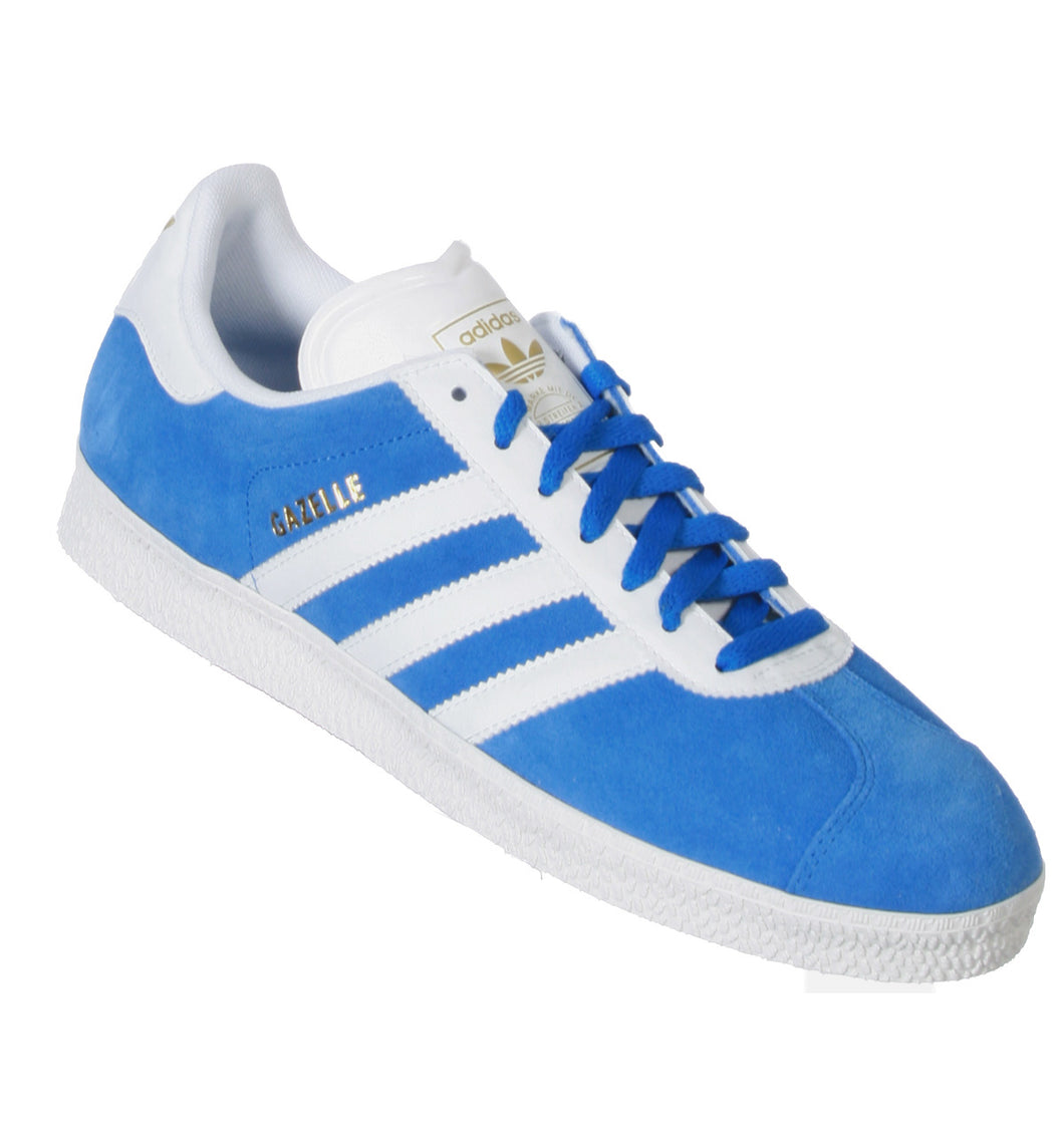 Gazelle ll - Blue/White