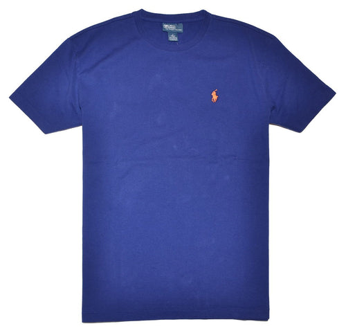 Classic tee - imperial blue - classic fit
