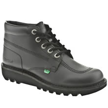 Kickers HI Boots - Black