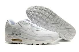Air Max 90 Leather - white/white