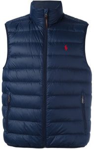 RALPH LAUREN Windsor Heather Down Padded Gilet