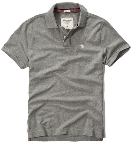 Polo Shirt Latham Pond Iconic - Grey