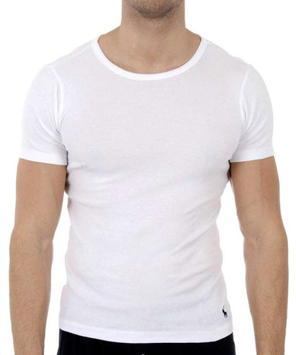 Polo Ralph Lauren classic tee - white - classic fit - 3 pack