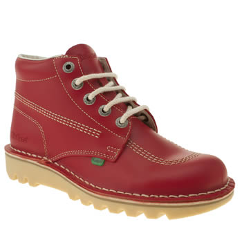 Original Kick Hi - Red