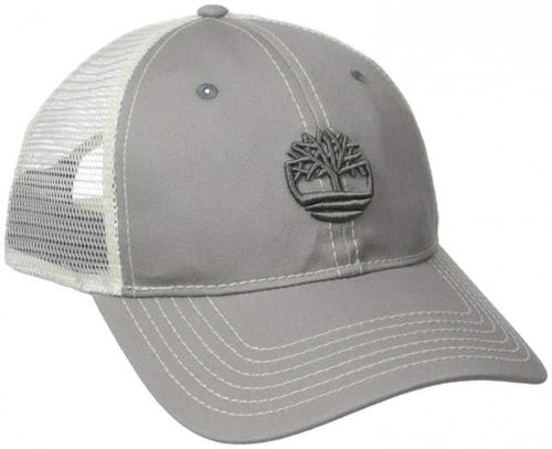 Timberland Men's Cotton Twill Trucker Cap