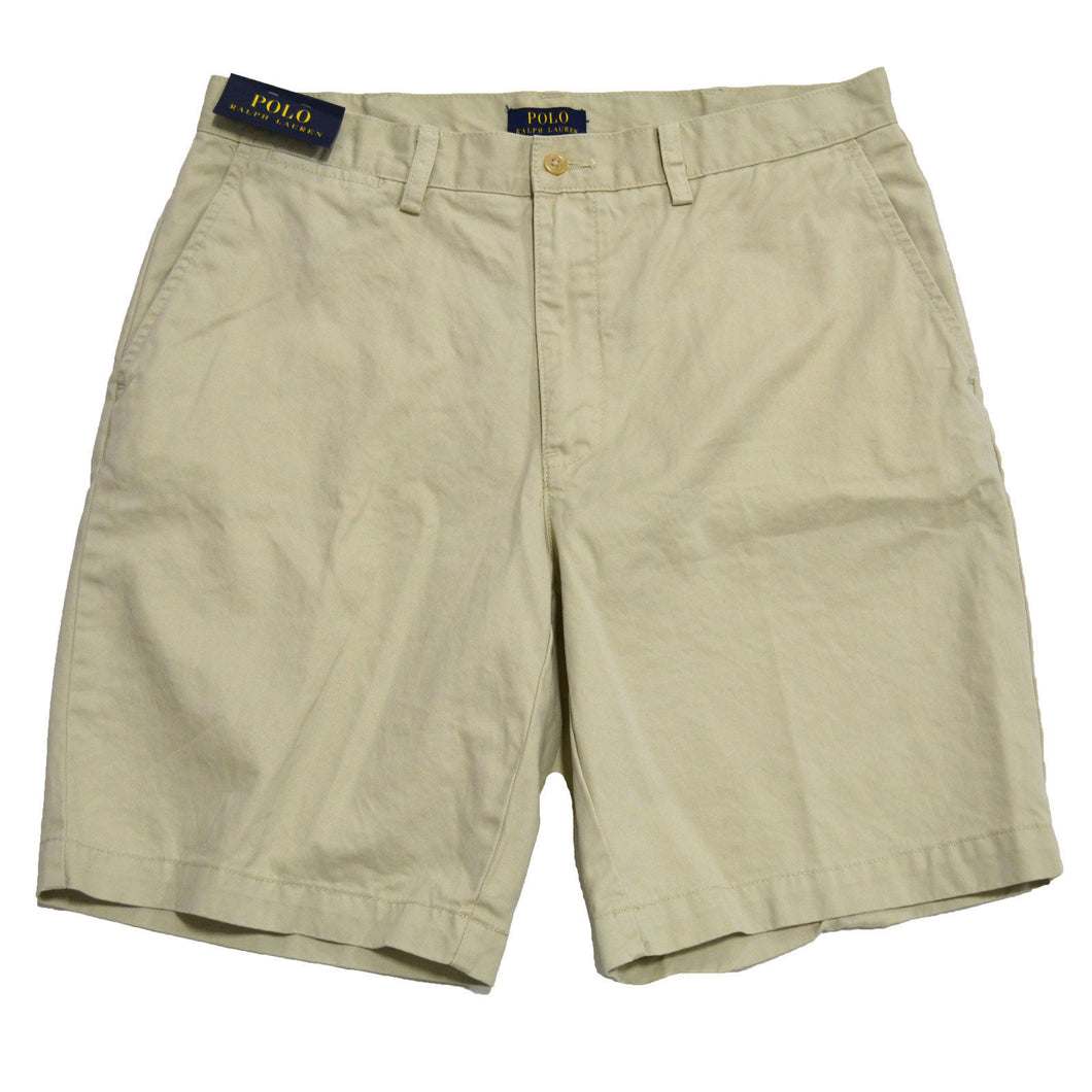 Mens Chino Shorts - Basic Sand