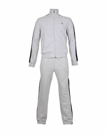 Mens Grey performance tracksuit