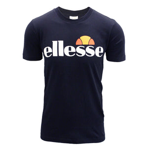 Arameo Mens Crew Neck Tshirt - Navy