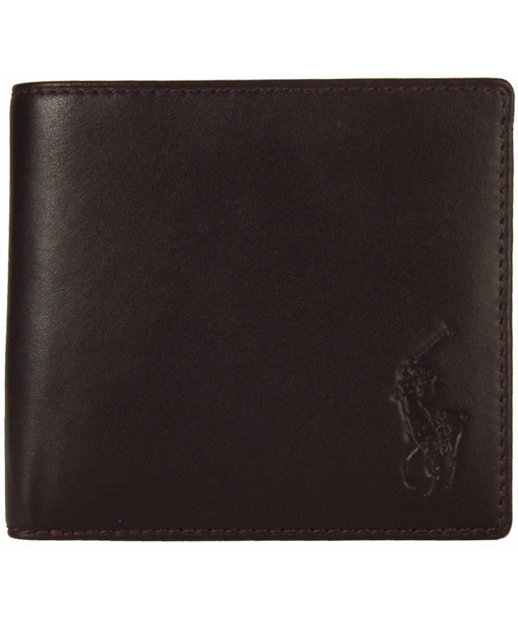 Chocolate Brown Lambskin Wallet