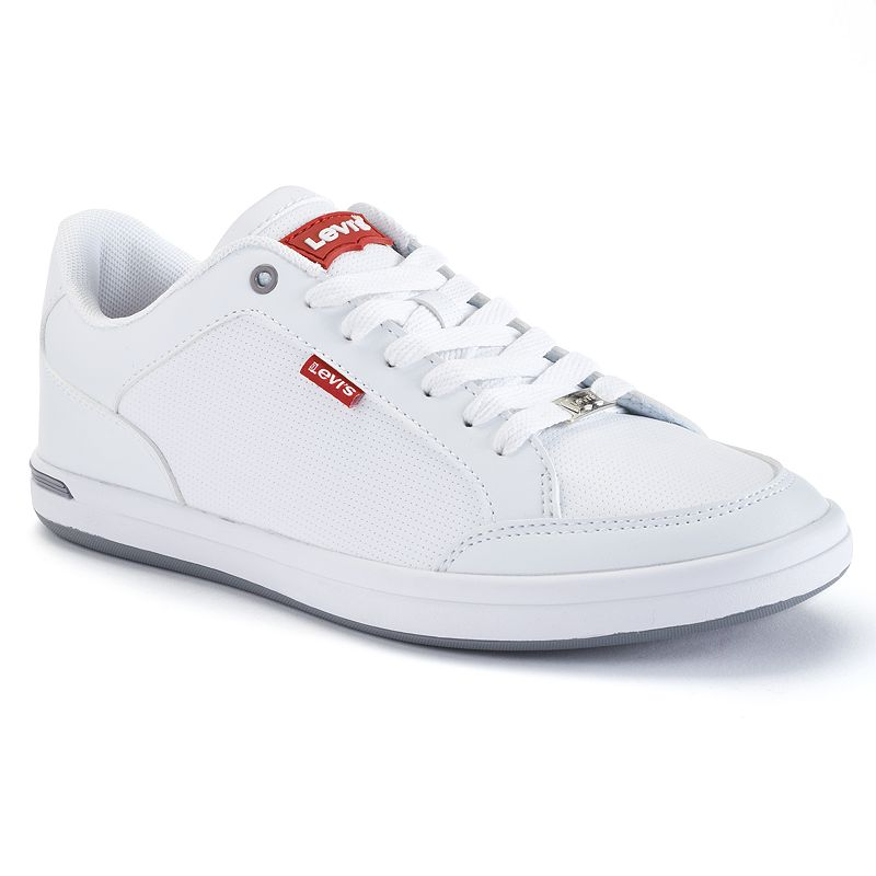 Aart Core PU Men's Shoes - White/Grey