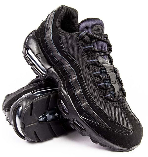 Air Max 95 Mens Shoes Black/Black-Anthracite 609048-092