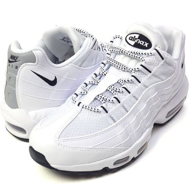 AIR MAX 95 MENS White/White 609048-109