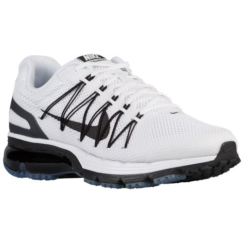 Max Excellerate 3 Mens running Shoe - White/Black