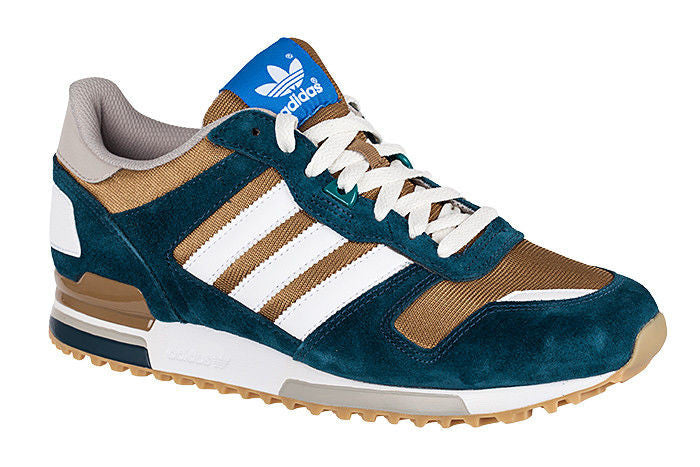 ZX 700 Mesh - Brown/White
