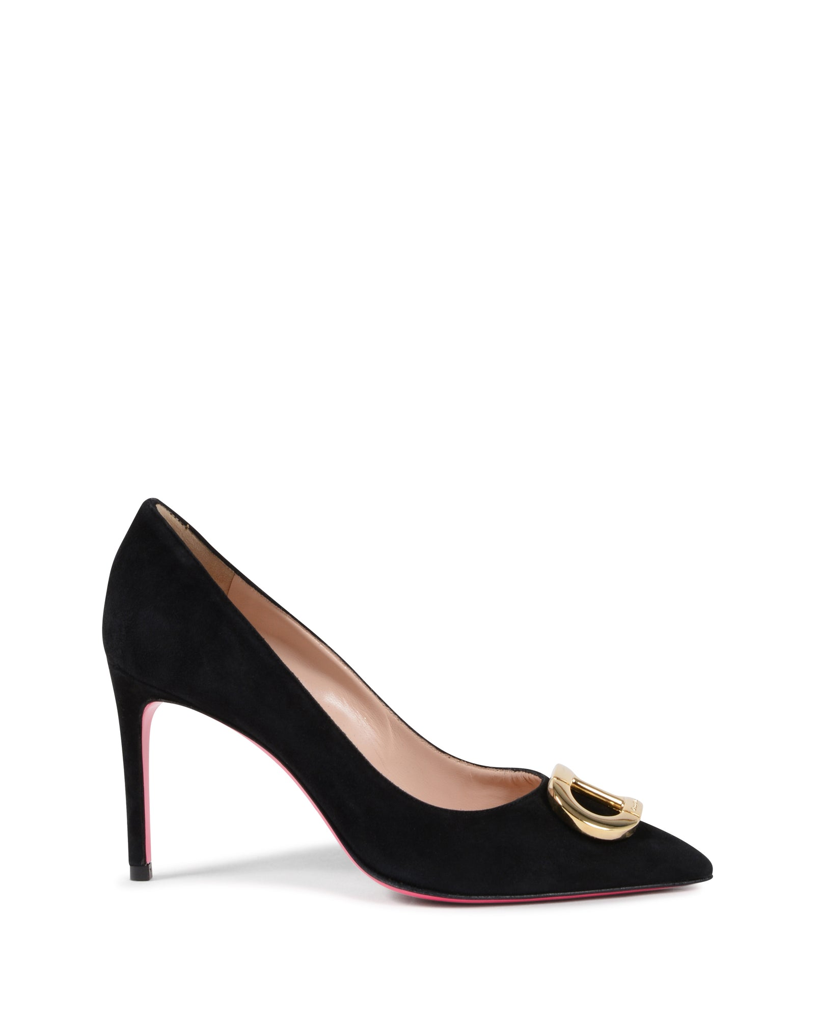 Dee Office Party Suede Pump