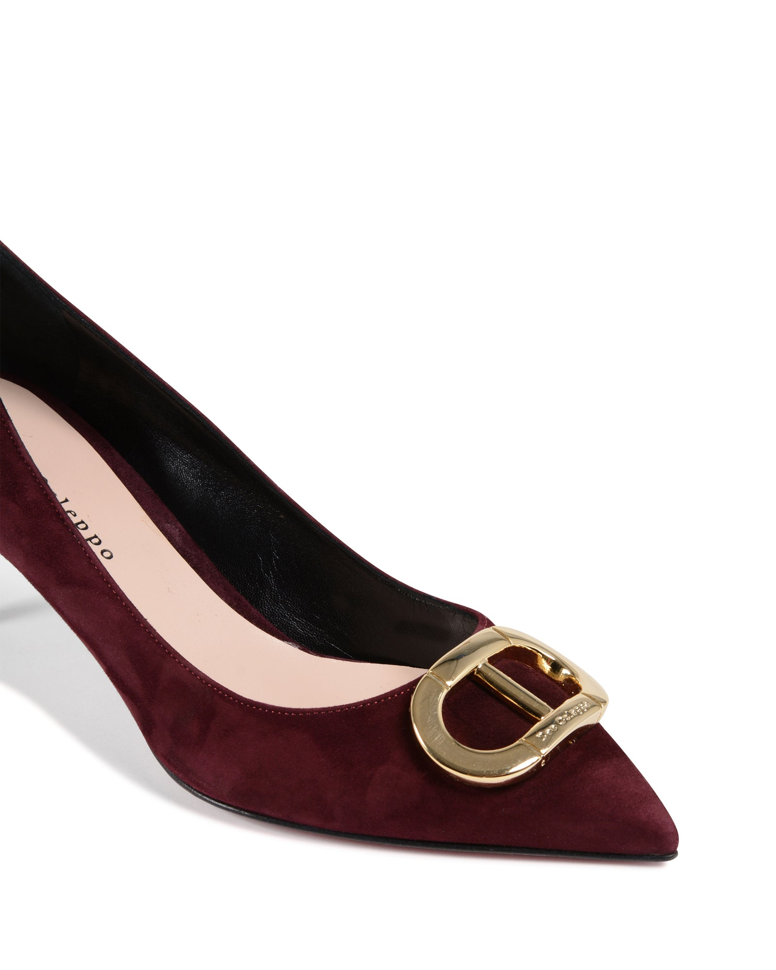 Dee Boss Lady Suede Pump