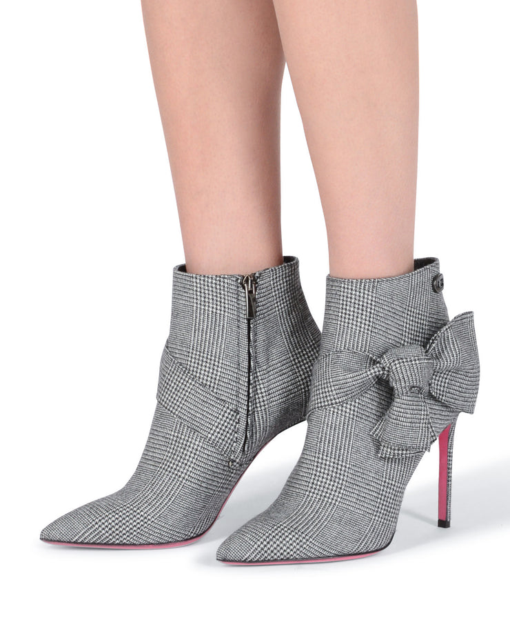 Dee Bow Side Ankle Boot