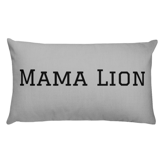 Mama Lion Pillow