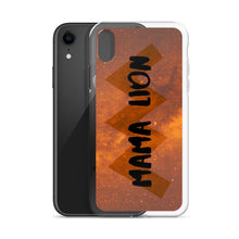 Mama Lion iPhone Case