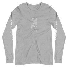 Peace Long Sleeve Tee