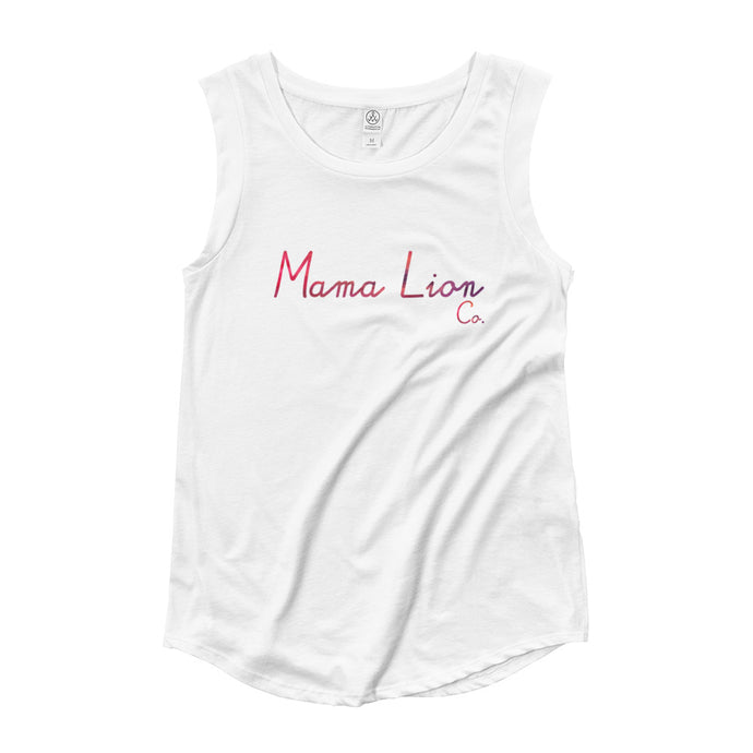 Mama Lion Co. Sleeveless Shirt