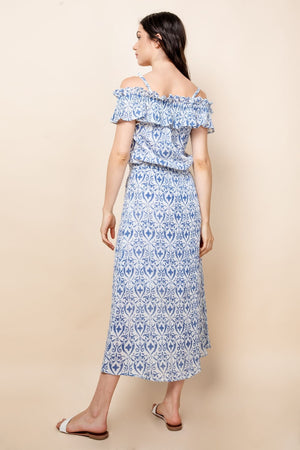 THML PRINTED MAXI