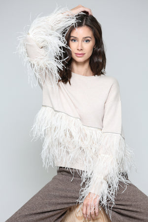 JOH SALLY CASHMERE TOP