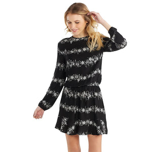 MUDPIE FINA FLOUNCE FLORAL DRESS